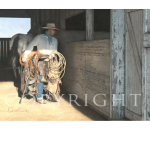 Tools of the trade, Mikel Donahue, Western Artist