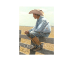 Day dreamer, western artist, Mikel Donahue